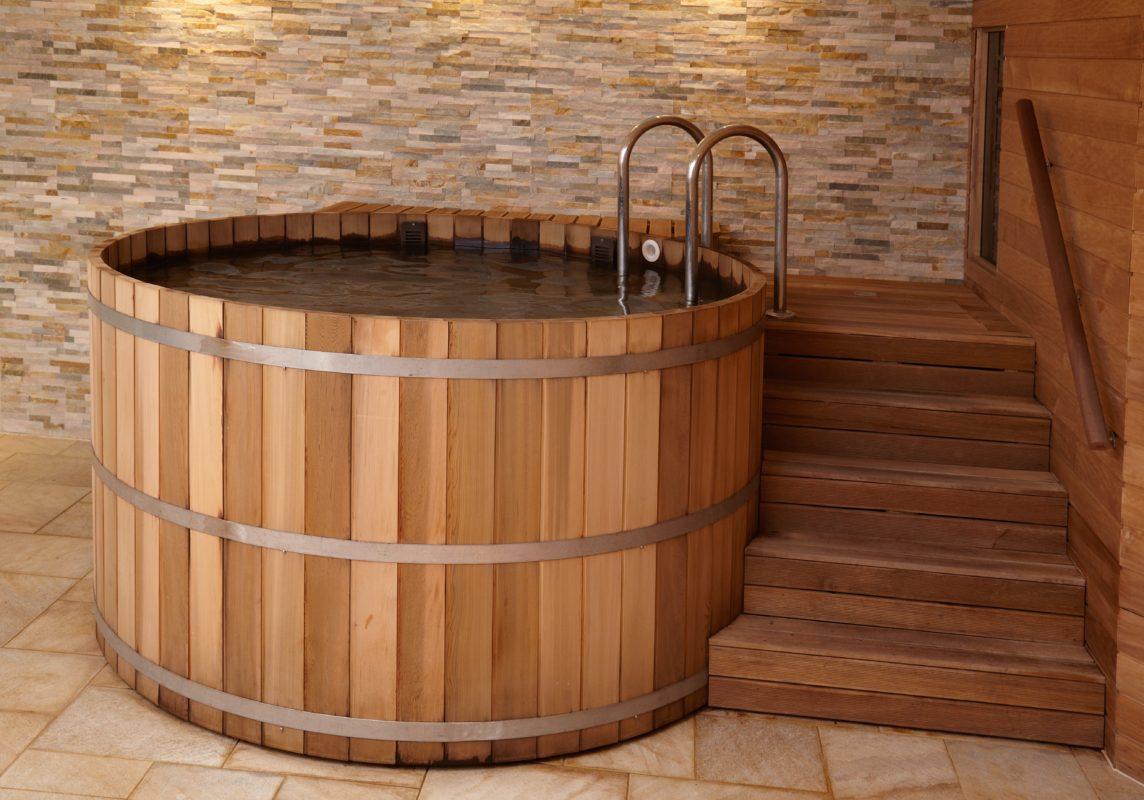 Banya No.1 Plunge Pool