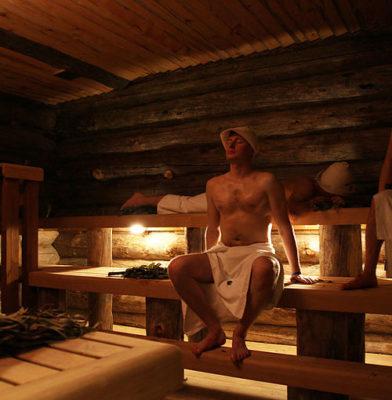 TAIGA private banya