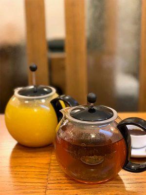 Seaberry Tea