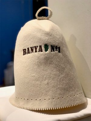 Banya No.1 hat