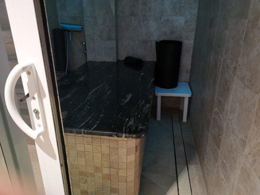Treatments room Taiga