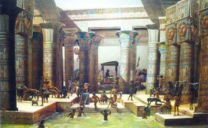 Banya history