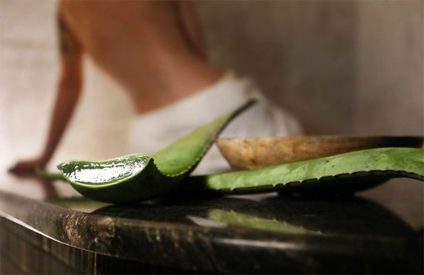 Aloe Vera Full Body & Hair Mask