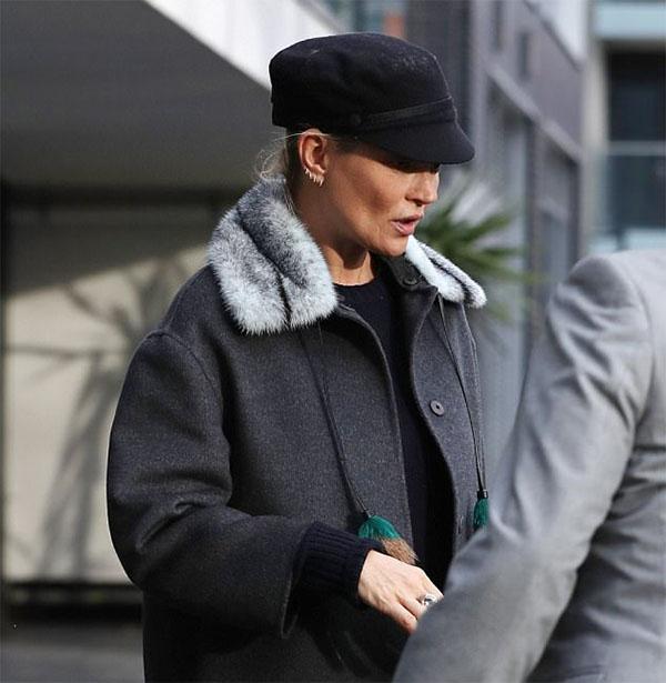 Kate Moss visited Banya No.1 London