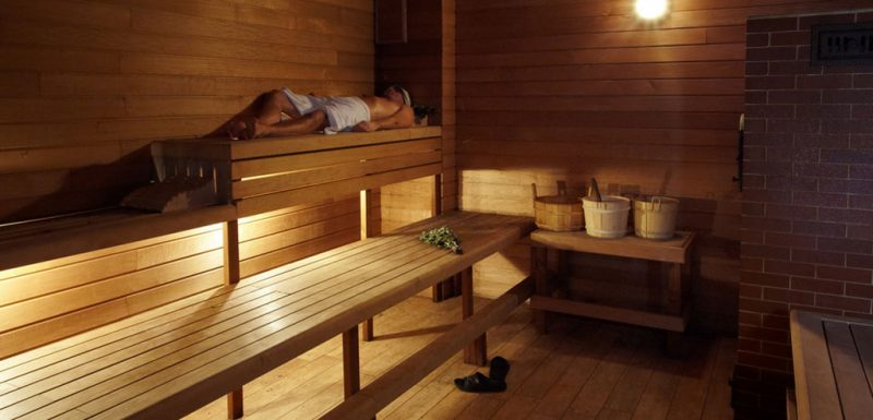 Steam room Banya No.1