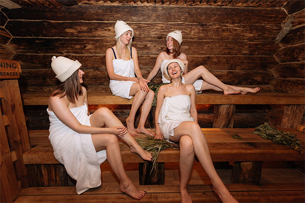 Private Banya Group Offer