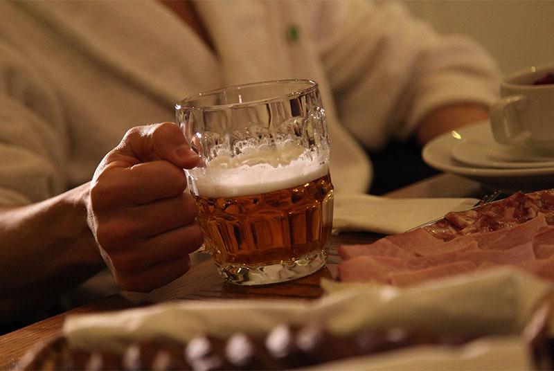 Beer at Banya No.1