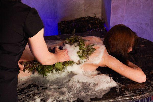 Body Wash treatment
