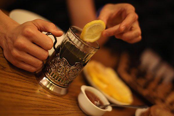 Saturday herbal tea