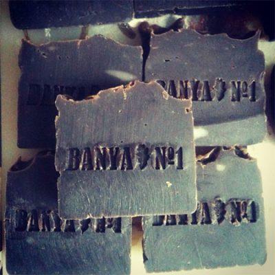 Tar soap Banya No.1