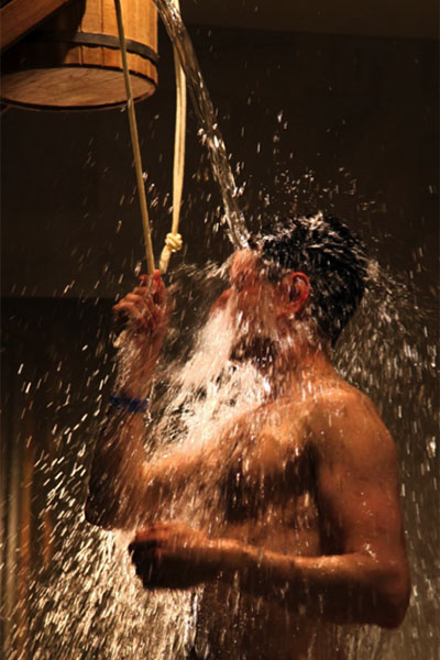 Chiswick bucket showers