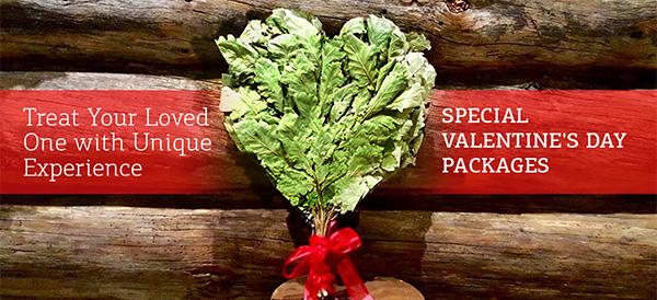 St. Valentine Spa voucher