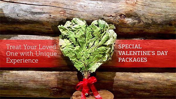 St. Valentine Spa Offer
