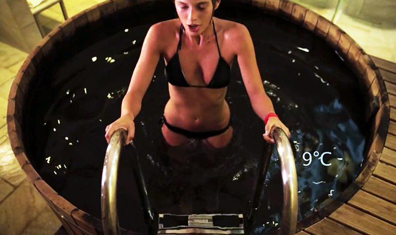 9C plunge pool